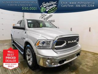 Used 2016 RAM 1500 Limited 4x4   RamBox   EcoDiesel for sale in Indian Head, SK