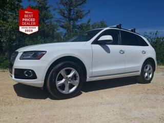 Used 2016 Audi Q5 Quattro 2.0T *HEATED LEATHER - CLEAN HISTORY* for sale in Winnipeg, MB