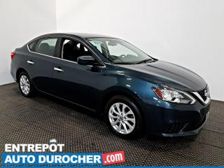 Used 2016 Nissan Sentra SV NAV  TOIT OUVRANT - A/C - Caméra de recul for sale in Laval, QC