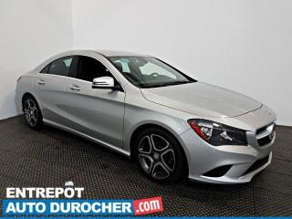 Used 2016 Mercedes-Benz CLA-Class CLA 250 AWD AIR CLIMATISÉ - Sièges Chauffants - for sale in Laval, QC