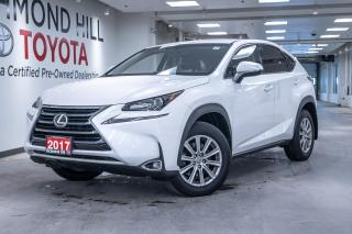 Used 2017 Lexus NX 200t Base  - Bluetooth -  Heated Seats for sale in Richmond Hill, ON
