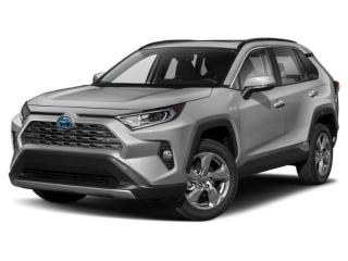 New 2020 Toyota RAV4 Rav4 Hybrid Limited for sale in Richmond Hill, ON