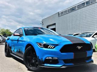 Used 2017 Ford Mustang |PUSH START|REAR VIEW|CRUISE CONTROL|ALLOYS & MUCH MORE! for sale in Brampton, ON