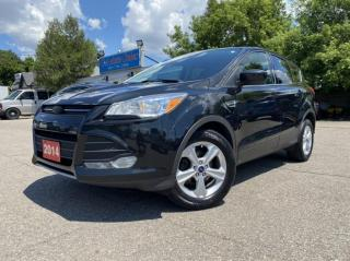 Used 2014 Ford Escape FWD 4dr SE ONE OWNER NO ACCIDENTS BACK UP CAM for sale in Brampton, ON
