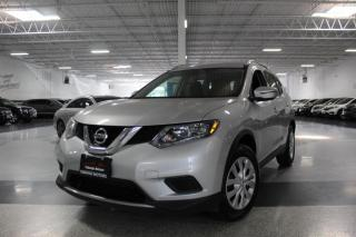 Used 2016 Nissan Rogue REAR CAM I KEYLESS ENTRY I POWER OPTIONS I BT for sale in Mississauga, ON