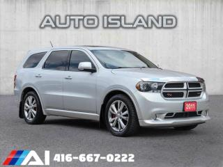 Used 2011 Dodge Durango 4WD 4dr R/T for sale in North York, ON
