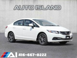 Used 2013 Honda Civic 4dr Auto LX for sale in North York, ON