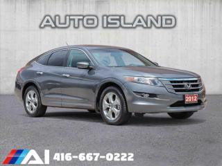 Used 2012 Honda Accord Crosstour 5dr HB EX-L 4WD for sale in North York, ON