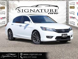 Used 2015 Honda Accord Sedan 4dr I4 CVT EX-L**AT** for sale in Mississauga, ON