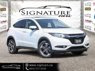 Used 2018 Honda HR-V EX-L NAVI | AWD | 1-OWNER | NO ACCIDENTS | for sale in Mississauga, ON