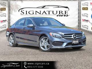 Used 2016 Mercedes-Benz C-Class 4dr Sdn C300 4MATIC* for sale in Mississauga, ON