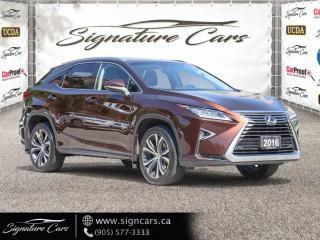 Used 2016 Lexus RX 350 AWD 4dr* for sale in Mississauga, ON