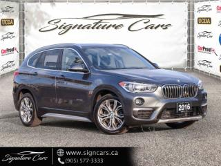 Used 2016 BMW X1 AWD 4dr xDrive28i* for sale in Mississauga, ON
