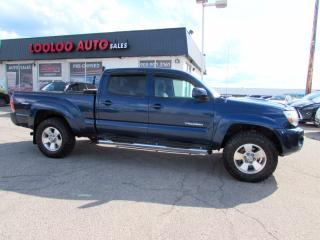 Used 2008 Toyota Tacoma TRD SPORT Double Cab Long Bed V6 Auto 4WD CERTIFIED for sale in Milton, ON