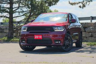 Used 2019 Dodge Durango GT AWD | APPLE CAR PLAY | HEATED SEATS | BLUETOOTH for sale in Waterloo, ON