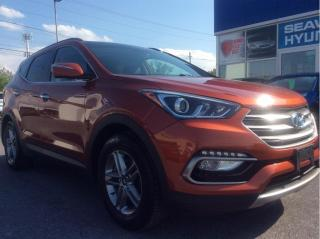 Used 2017 Hyundai Santa Fe Sport Luxury - AWD - Navigation - Bluetooth for sale in Cornwall, ON