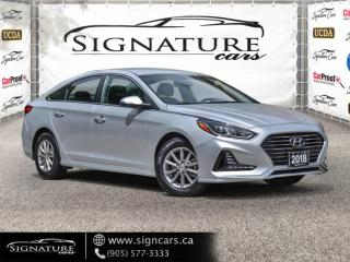 Used 2018 Hyundai Sonata SE. 2.4L. NO ACCIDENT. BLIND SPOT MONITOR. BACK UP CAM. for sale in Mississauga, ON