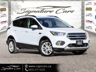 Used 2017 Ford Escape 4WD  SE. ONE OWNER. FORD DEALER MAINTAINED for sale in Mississauga, ON