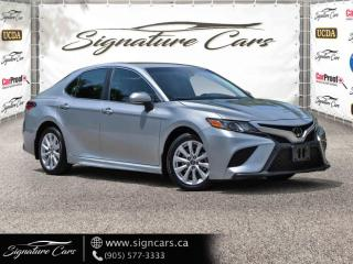Used 2018 Toyota Camry Auto. SE.  NO ACCIDENT. LANE DEPT ASSIST.  COLL ASSIST. for sale in Mississauga, ON