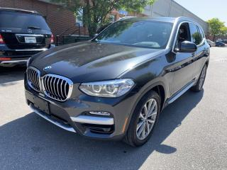 Used 2018 BMW X3 xDrive30i Sports Activity Vehicle, ENHANCED PACKAGE for sale in North York, ON