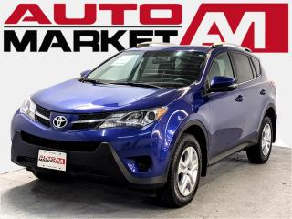 Used 2015 Toyota RAV4 LE AWD CERTIFIED, ACCIDENT FREE, WE APPROVE ALL CREDIT for sale in Guelph, ON