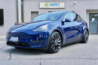 Used 2020 Tesla Model Y PERFORMANCE ENHANCED AUTOPILOT, FSD, PERFORMANCE UPGRADE PKG! for sale in Burlington, ON