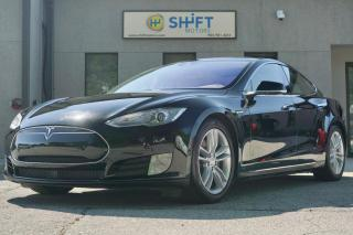 Used 2015 Tesla Model S 70D AUTOPILOT, SUB ZERO, AIR SUSPENSION, CPO WARRANTY! for sale in Burlington, ON