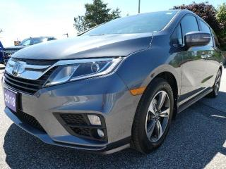 Used 2018 Honda Odyssey EX | Power Doors | Sunroof | Remote Start for sale in Essex, ON