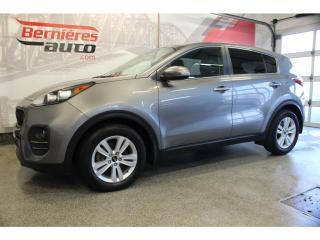 Used 2017 Kia Sportage LX for sale in Lévis, QC