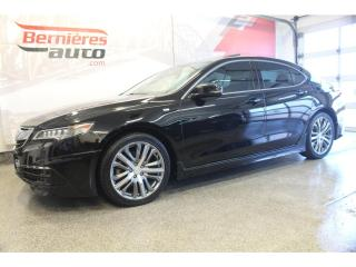Used 2016 Acura TLX SH-AWD V6 A-SPEC for sale in Lévis, QC
