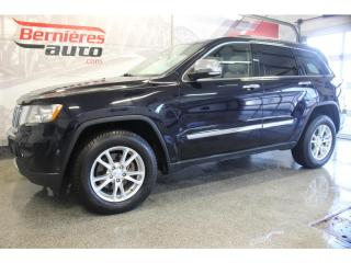 Used 2011 Jeep Grand Cherokee OVERLAND 4X4 + DVD for sale in Lévis, QC