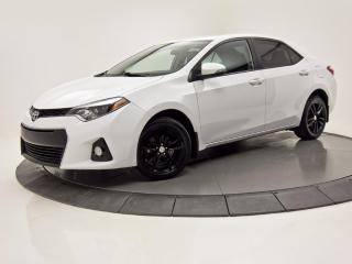 Used 2016 Toyota Corolla AUTO CAMERA DE RECUL BLUETOOTH MAGS for sale in Brossard, QC