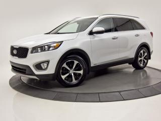 Used 2018 Kia Sorento EX Turbo AWD CUIR VOLANT CHAUFFANT for sale in Brossard, QC