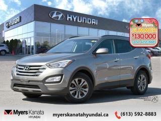 Used 2015 Hyundai Santa Fe Sport 2.4 Premium  - $97 B/W for sale in Kanata, ON