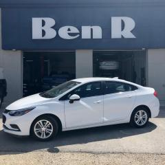 Used 2016 Chevrolet Cruze LT for sale in Steinbach, MB