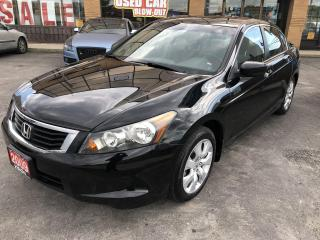 Used 2009 Honda Accord Sedan 4dr I4 Man EX-CLEAN CARFAX- 2SETS RIMS/TIRES for sale in North York, ON