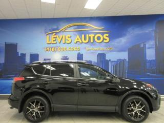 Used 2018 Toyota RAV4 SE AWD GPS BLUETOOTH CAMERA DE RECUL AIR for sale in Lévis, QC