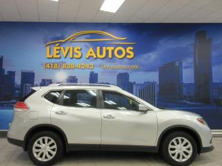 Used 2015 Nissan Rogue S CAMERA DE RECUL BLUETOOTH AIR CLIMATIS for sale in Lévis, QC