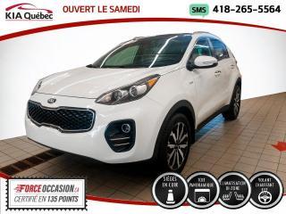 Used 2017 Kia Sportage EX* PREMIUM* AWD* TOIT PANO* CUIR* CARPL for sale in Québec, QC