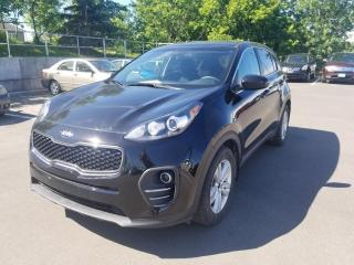 Used 2017 Kia Sportage LX* A/C* CAMERA* SIEGES CHAUFFANTS* for sale in Québec, QC