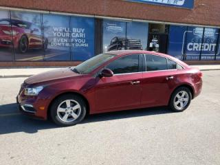 Used 2015 Chevrolet Cruze 2LT for sale in Mississauga, ON