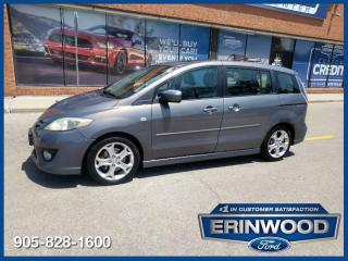 Used 2009 Mazda MAZDA5 GT for sale in Mississauga, ON