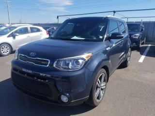 Used 2015 Kia Soul SX* LUXE* GPS* TOIT PANO* CUIR* CAMERA* for sale in Québec, QC