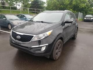 Used 2014 Kia Sportage LX* AWD* SIEGES CHAUFFANTS* BLUETOOTH* for sale in Québec, QC