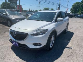 Used 2013 Mazda CX-9 Grand Touring for sale in Peterborough, ON