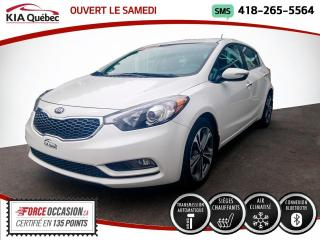 Used 2016 Kia Forte5 EX* AT* CAMERA* SIEGES CHAUFFANTS* for sale in Québec, QC