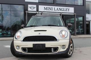 Used 2013 MINI Cooper Clubman Hyde Park Edition for sale in Langley, BC