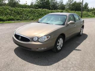 Used 2007 Buick Allure Berline 4 portes CX for sale in Quebec, QC