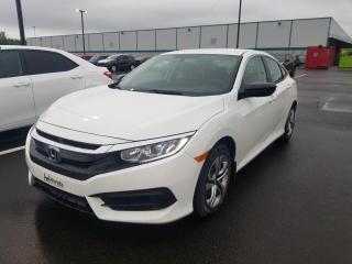 Used 2016 Honda Civic DX* CAMERA* BLUETOOTH* CLIM AUTOMATIQUE* for sale in Québec, QC