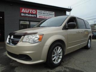 Used 2013 Dodge Grand Caravan Stow&go for sale in St-Hubert, QC